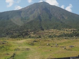 Uganda Mt Muhabura